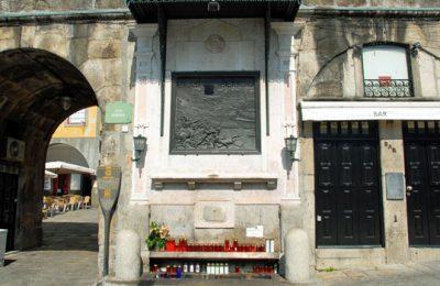 Alminhas da Ponte, Porto