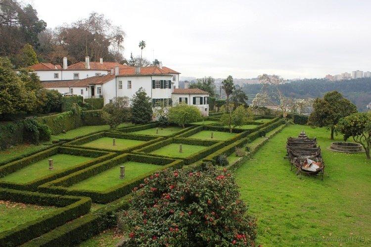 Casa Tait views, Porto