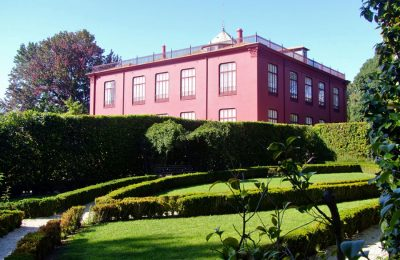 Jardim Botanico, Porto
