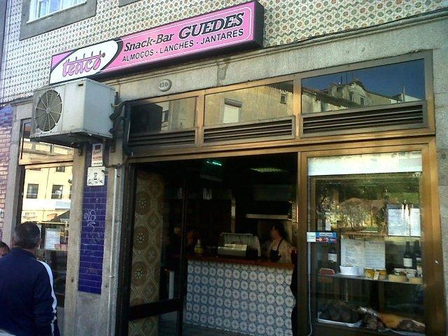 Local Tavern Casa Guedes Porto