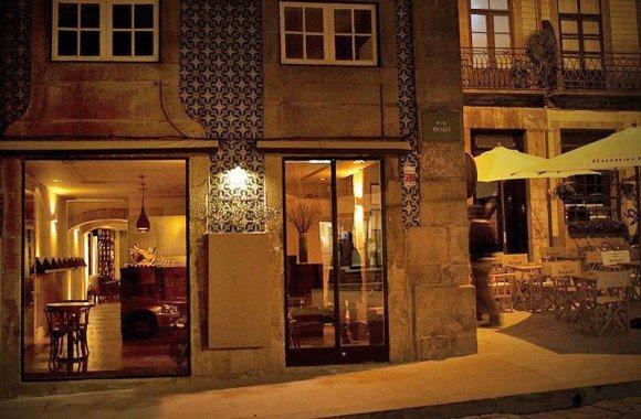 Champagne Bar Porto Champanheria Baixa
