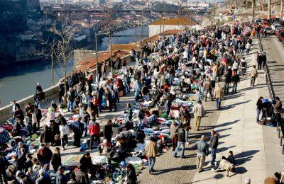 Flea Street Market Porto Vandoma