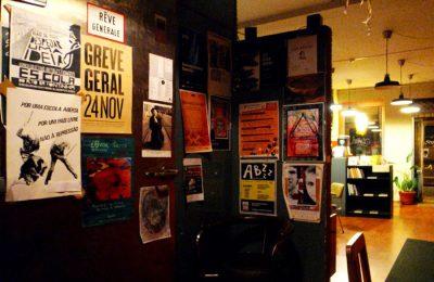 Gato Vadio Cafe Bar, Porto