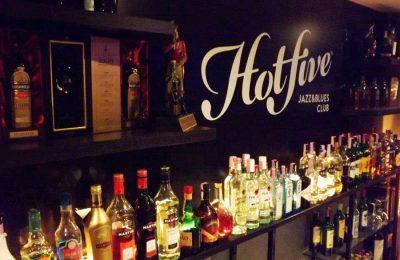 Hot Five Jazz Club, Porto