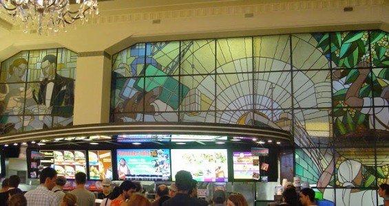 McDonald's Imperial, Porto