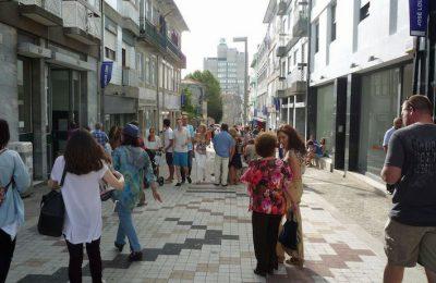Miguel Bombarda Street, Porto