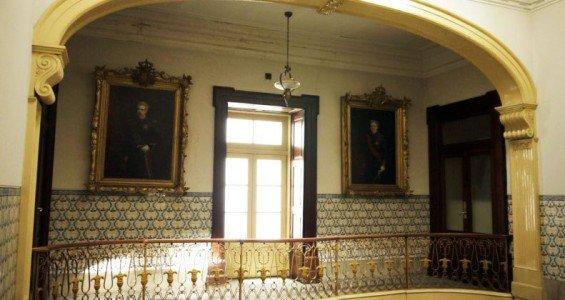 Palace Viscounts of Balsemão, Porto