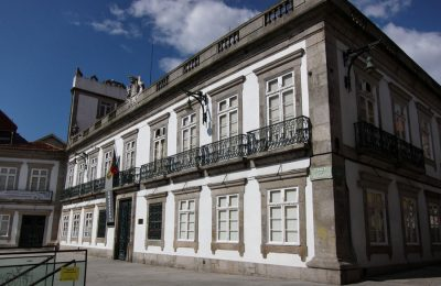 Palacete Viscondes de Balsemão, Porto