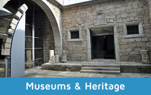 porto museums and heritage