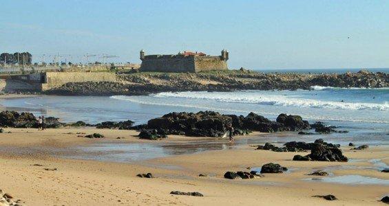 Matosihos Beach, Porto