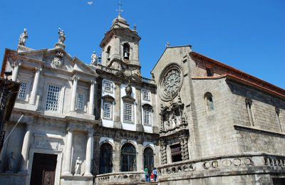 St Francis Church, Porto