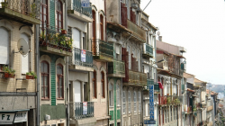 Trendy Street Porto Almada Street